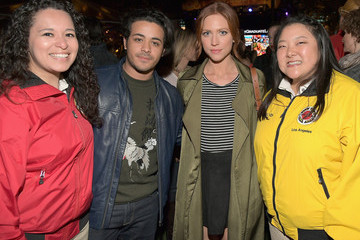 Brittany Snow City Year Los Angeles Spring Break