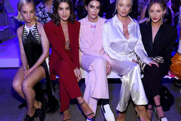 Brittany Xavier Prabal Gurung - Front Row - September 2019 - New York Fashion Week: The Shows