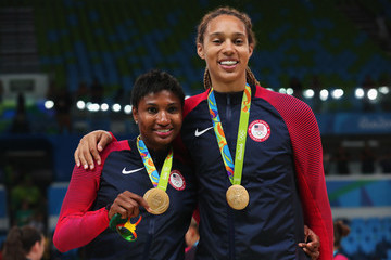 Brittney Griner Basketball - Olympics: Day 15