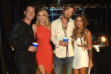 Brittney Marie Cole 2016 CMT Music Awards - Backstage & Audience