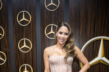 Brittney Palmer Mercedes-Benz USA's Oscars Viewing Party - Arrivals