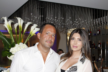 Brittny Gastineau Martell Cognac Hosts Talent Resources Sports Party in Los Angeles, California