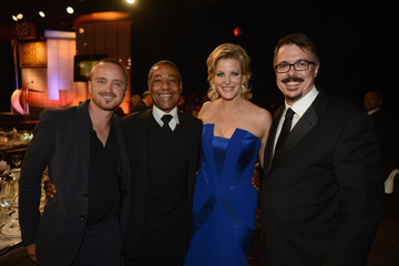 Vince Gilligan Broadcast Television Journalists Association Second Annual Critics' Choice Awards - Backstage And Audience