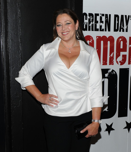 """Camryn Manheim in Broadway Opening Of """"American Idiot"""" - Arrivals And ..."""