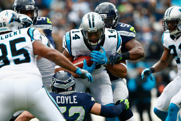 Brock Coyle Divisional Round - Seattle Seahawks v Carolina Panthers