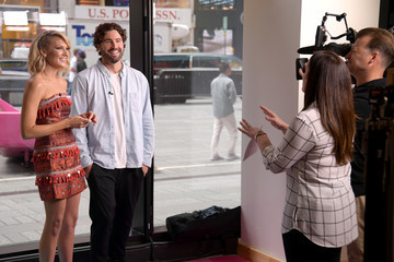 Brody Jenner Cast Of 'The Hills' Visits 'Extra'