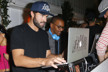 Brody Jenner Inside Life & Style Weekly's 10-Year Anniversary Party