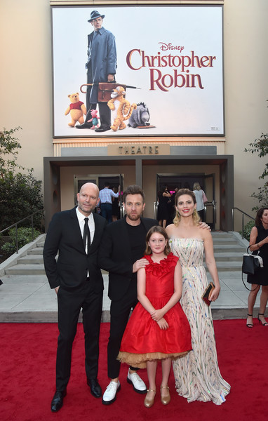 World Premiere Of Disney's 'Christopher Robin'