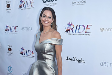 Brooke Burke RIDE Foundation's 2nd Annual Dance For Freedom - Arrivals