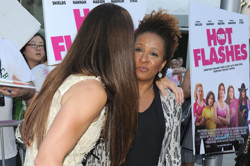 Brooke Shields Wanda Sykes 'The Hot Flashes' Premieres in Hollywood — Part 2