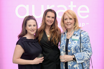 Brooke Shields Qurate Retail Group Reception