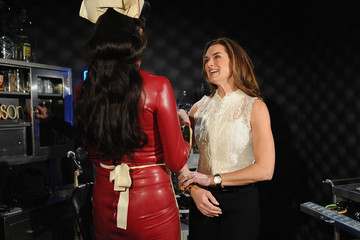 Brooke Shields Alexis Bittar NYFW Presentation & 25th Anniversary With Lucite