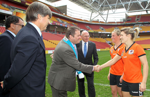 FIFA Australian Inspection Tour