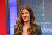 Brooklyn Decker's Guest Appearance on Fox and Friends - PHOTOS
