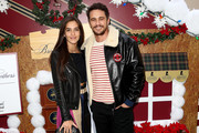 Actor James Franco and Isabel Pakzad attend Brooks Brothers Host Annual Holiday Celebration in Los Angeles to Benefit St. Jude at the Beverly Wilshire Four Seasons Hotel on December 09, 2018 in Beverly Hills, California.