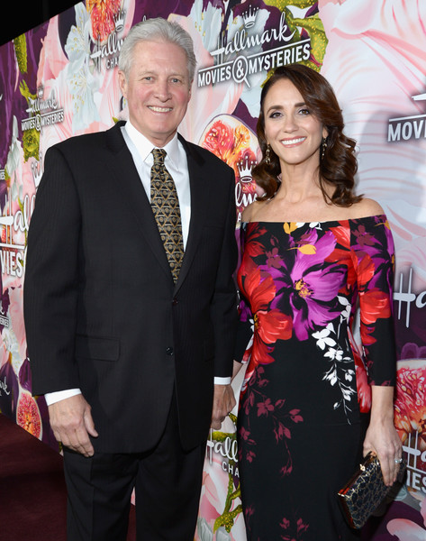 Hallmark Channel and Hallmark Movies and Mysteries Winter 2018 TCA Press Tour - Red Carpet