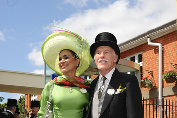 Bruce Forsyth Fashion at the Royal Ascot: Day 1 — Part 2
