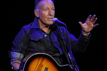 Bruce Springsteen 13th Annual Stand Up For Heroes To Benefit The Bob Woodruff Foundation - Inside