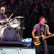 Bruce Springsteen and Max Weinberg Photos
