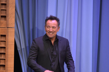 Bruce Springsteen Bruce Springsteen Visits 'The Tonight Show Starring Jimmy Fallon'