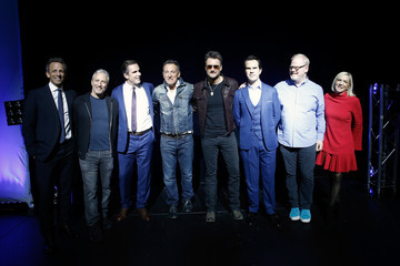 Bruce Springsteen The New York Comedy Festival And The Bob Woodruff Foundation Present The 12th Annual Stand Up For Heroes Event
