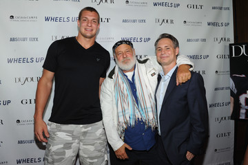 Bruce Weber DuJour Magazine's Jason Binn and Casa de Campo Celebrate Rob Gronkowski With Bruce Weber Presented by Absolut Elyx and Wheels Up