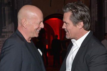Bruce Willis 'Sin City: A Dame to Kill For' Premieres in Hollywood —Part 2