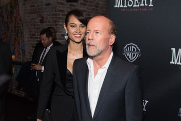 Bruce Willis Emma Heming-Willis 'Misery' Broadway Opening Night - After Party
