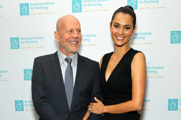 Bruce Willis Emma Heming-Willis American Institute for Stuttering Freeing Voices Changing Lives 10th Annual Benefit Gala