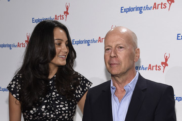 Bruce Willis 8th Annual Exploring the Arts Gala