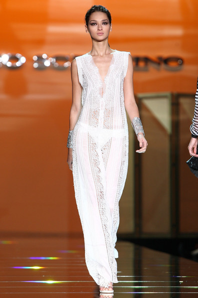Ermanno Scervino - Milan Fashion Week Spring/Summer 2010