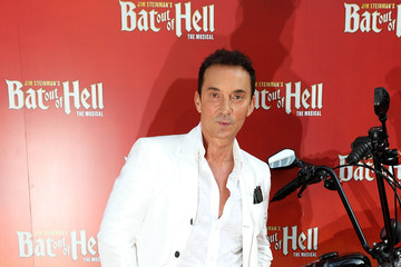 Bruno Tonioli 'Bat Out of Hell - The Musical' - Press Night - Arrivals