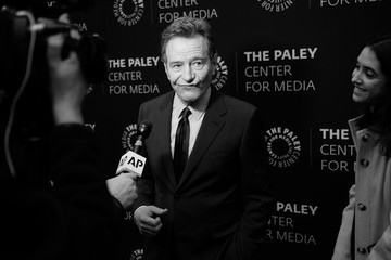 Bryan Cranston The Paley Center For Media Presents: 'A Conversation With Bryan Cranston'