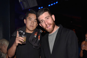 Bryan Greenberg Chivas Regal Ultis Toasts to GGG at Marquee Las Vegas