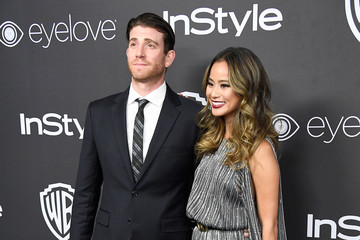 Bryan Greenberg Jamie Chung Warner Bros. Pictures and InStyle Host 18th Annual Post-Golden Globes Party - Arrivals