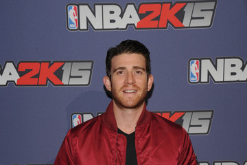 Bryan Greenberg NBA 2K15 Launch Celebration