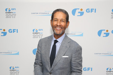 Bryant Gumbel Annual Charity Day Hosted By Cantor Fitzgerald, BGC and GFI - GFI Office - Arrivals