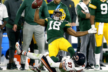 Bryce Callahan Chicago Bears vs. Green Bay Packers