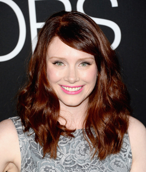 "Bryce Dallas Howard - Screening Of Open Road Films And Five Star Feature Films' ""Jobs"" - Arrivals"