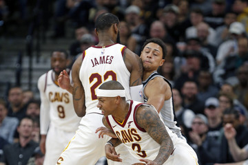 Bryn Forbes Cleveland Cavaliers v San Antonio Spurs