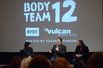 Bryn Mooser Susan Sarandon, RYOT Films & Vulcan Productions Host Private Screening of 'Body Team 12'