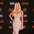 Brynne Edelsten Arrivals at the Brownlow Medal Ceremony