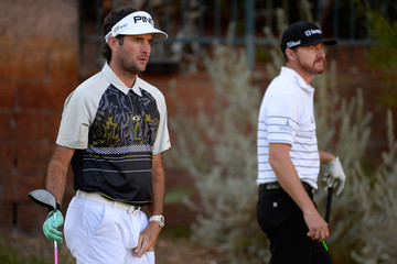 Bubba Watson Shriners Hospitals for Children Open - Round One
