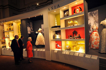 Hugh Roberts Buckingham Palace Opens Its Doors For This Year's Summer Exhibition