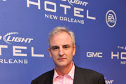 Co-host of ESPN's SportsCenter and host of NFL Live Trey Wingo attends Bud Light Presents Stevie Wonder and Gary Clark Jr. at the Bud Light Hotel on February 2, 2013 in New Orleans, Louisiana.