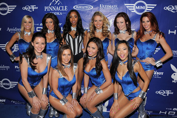 Kimberly Phillips Bud Light Hotel Hosts The Playboy Party With Performances By Snoop Dogg, Warren G And Flo Rida