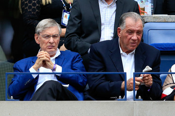 Bud Selig 2015 U.S. Open - Day 13