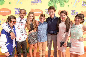 Buddy Handleson Nickelodeon's 28th Annual Kids' Choice Awards - Red Carpet