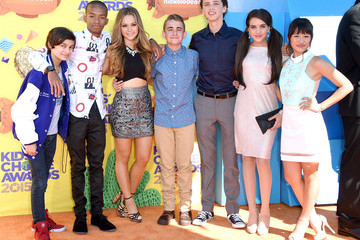 Buddy Handleson Nickelodeon's 28th Annual Kids' Choice Awards - Arrivals
