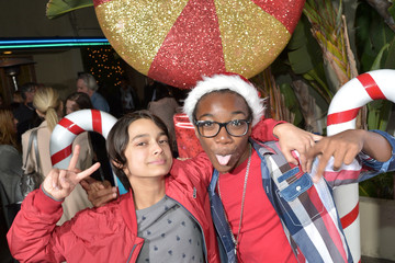 Buddy Handleson Nickelodeon Holiday Movie Screening